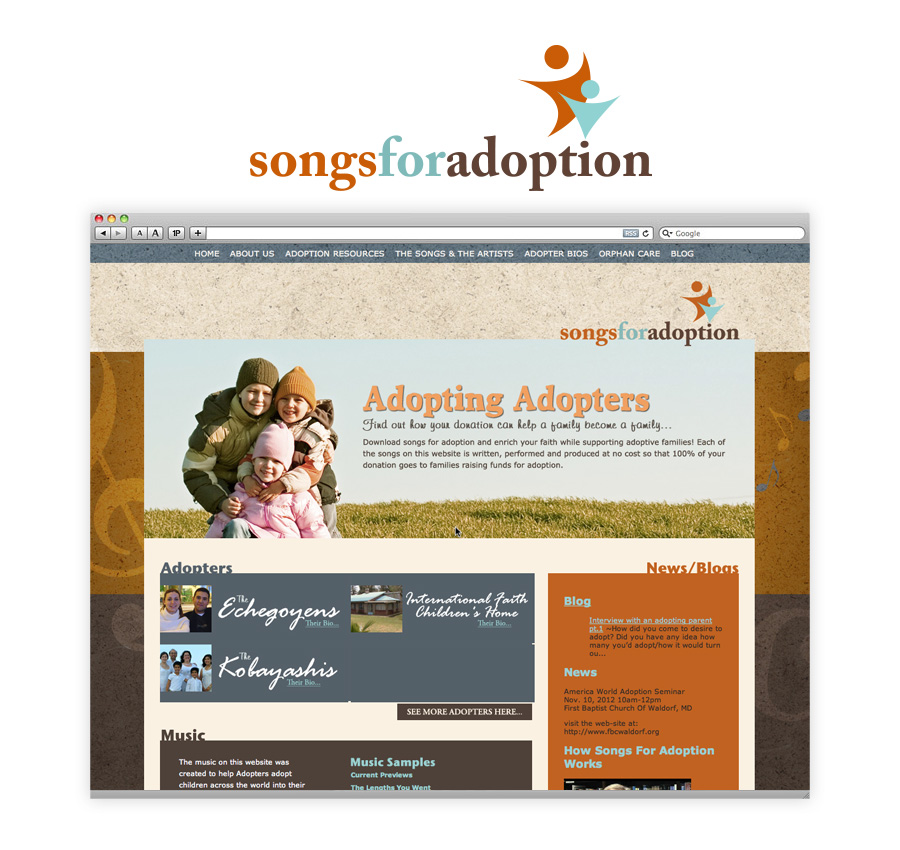 Songs For Adoption