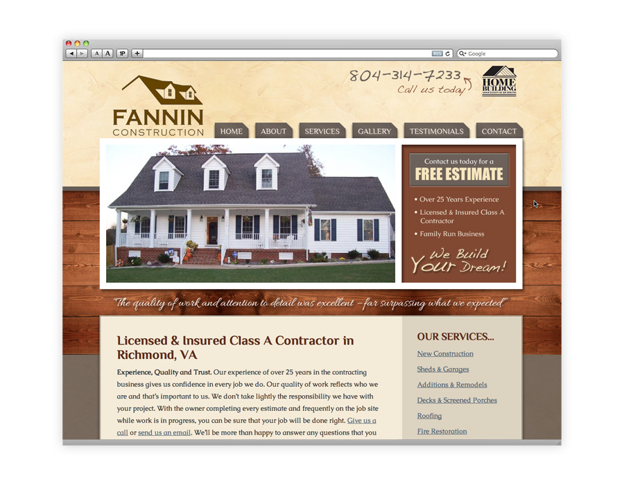 Fannin Construction