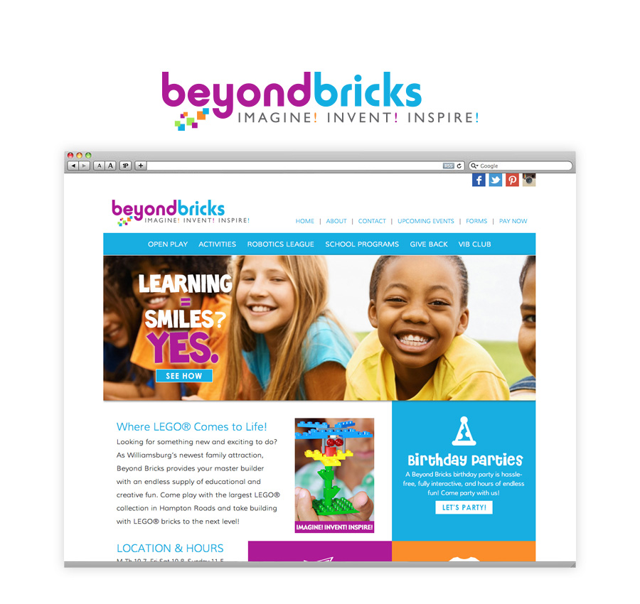 Beyond Bricks