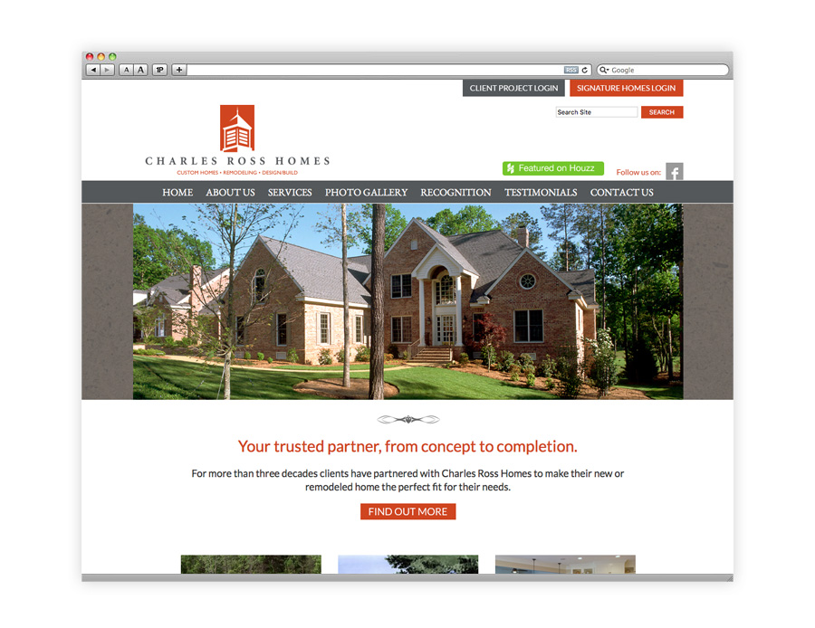 Charles Ross Homes