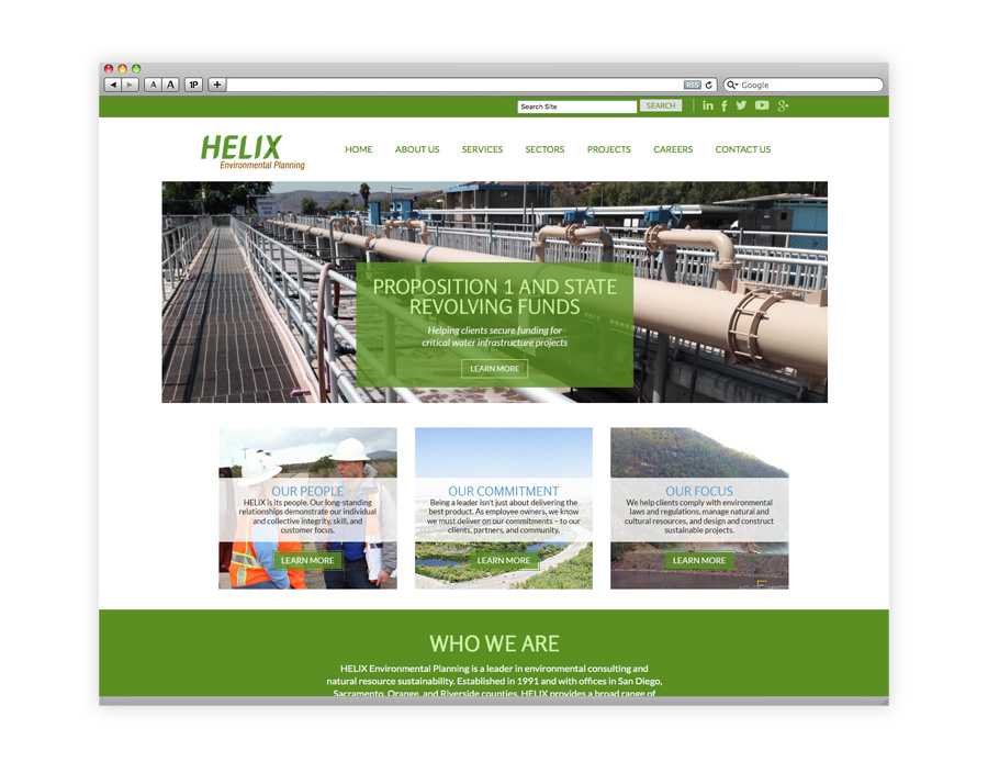 HELIX Environmental Planning