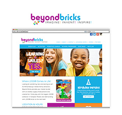 Beyond Bricks Brand