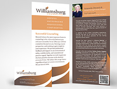 Williamsburg Counseling Print Materials